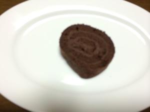 デザート チョコレートロールケーキ